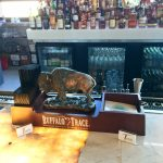 Buffalo Trace whiskey