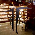 cigar humidor room