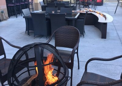 Arizona cigar patio