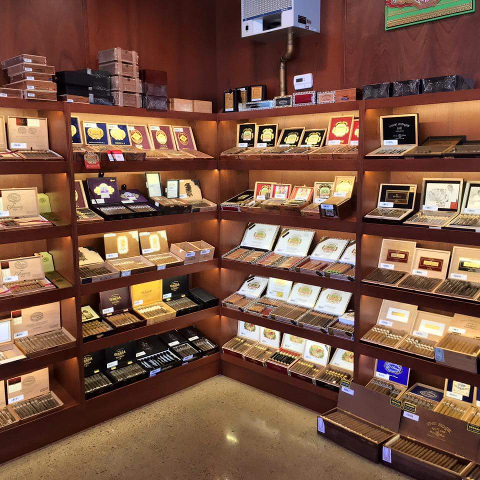 Types Of Humidors