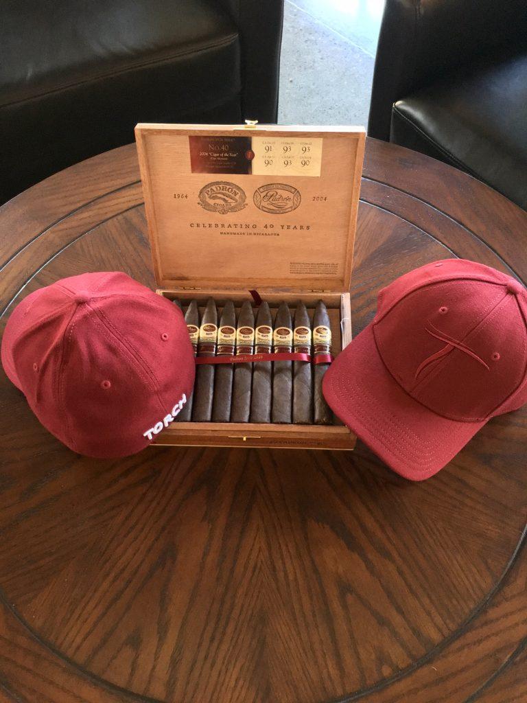 Padron cigars