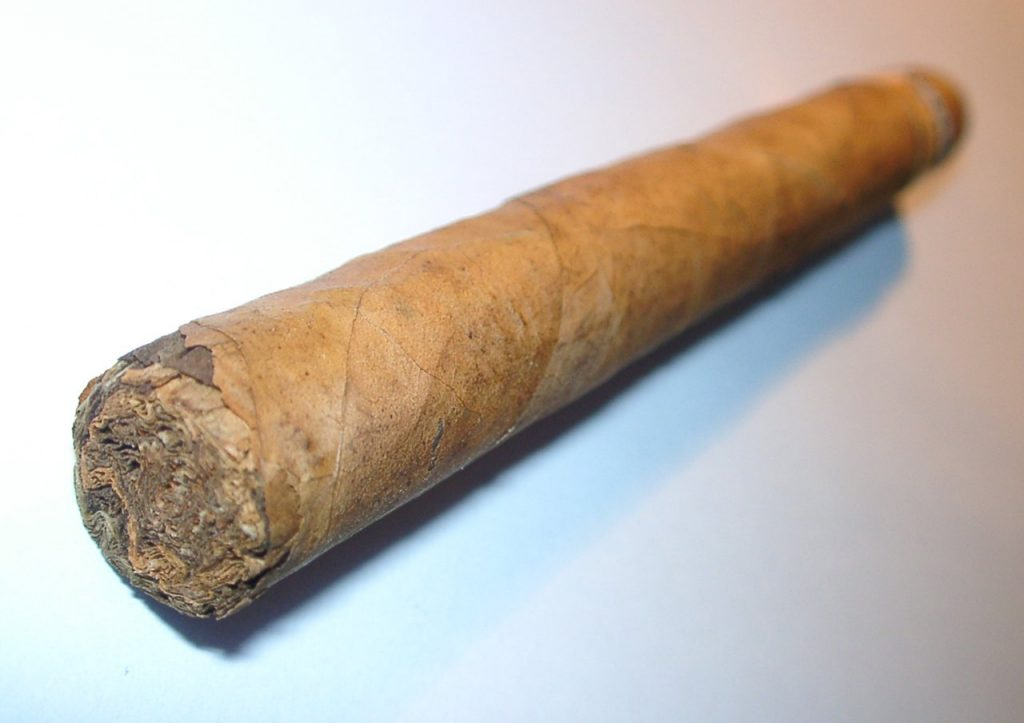 History of Cigar Names