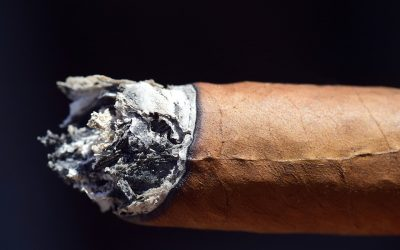 How to Fix a Cigar that Burns Unevenly