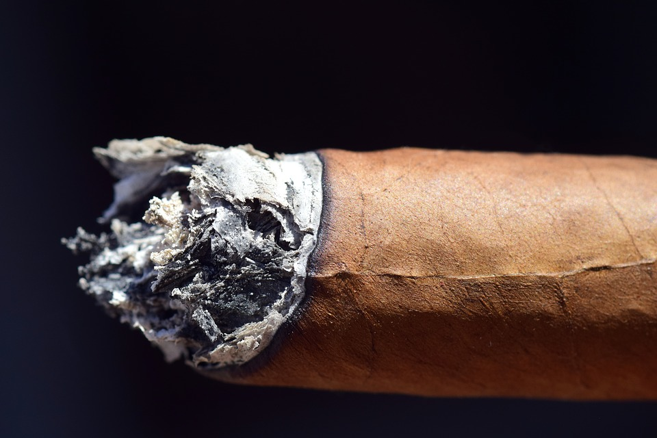 Fix a Cigar that Burns Unevenly