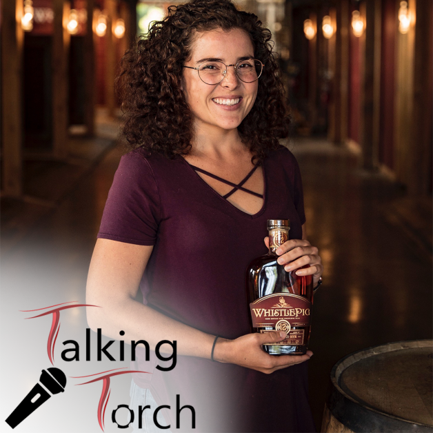 Emily Harrison: The WhistlePig Distiller